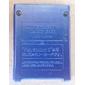 Memory Card para Playstation 2 - Metalic Blue