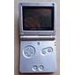 Console Nintendo Gameboy Advance SP Silver - Console + Carregador + Jogo