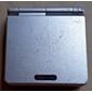 Console Nintendo Gameboy Advance SP Silver - Console + Carregador + Jogo