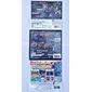 Kit de Jogos Japoneses para Nintendo 3DS - Seminovos