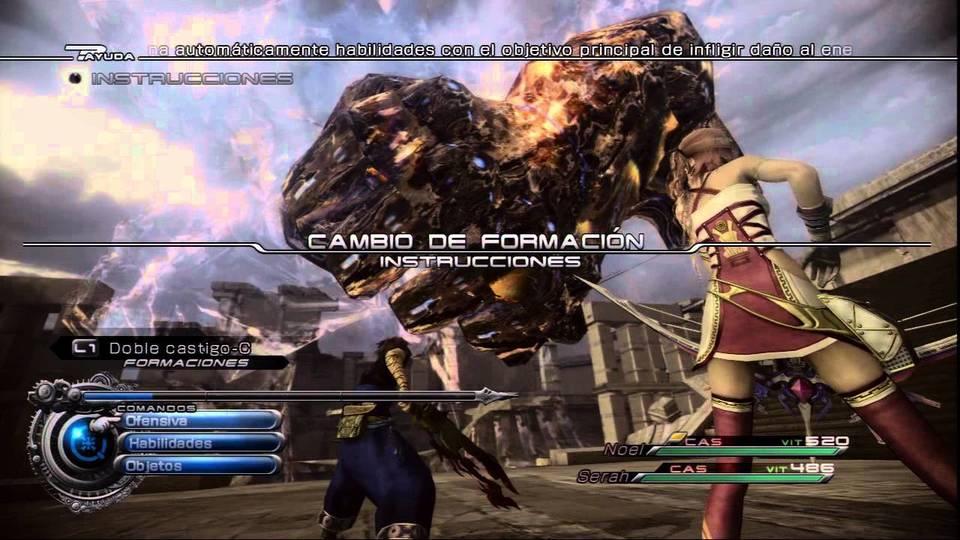 Jogo Final Fantasy XIII-2 para Playstation 3 - Seminovo