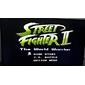 Cartucho Street Fighter II The World Warrior para Super Nintendo