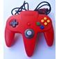 Controle para Nintendo 64 Vermelho - Original