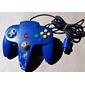 Controle Nintendo 64 Azul Original