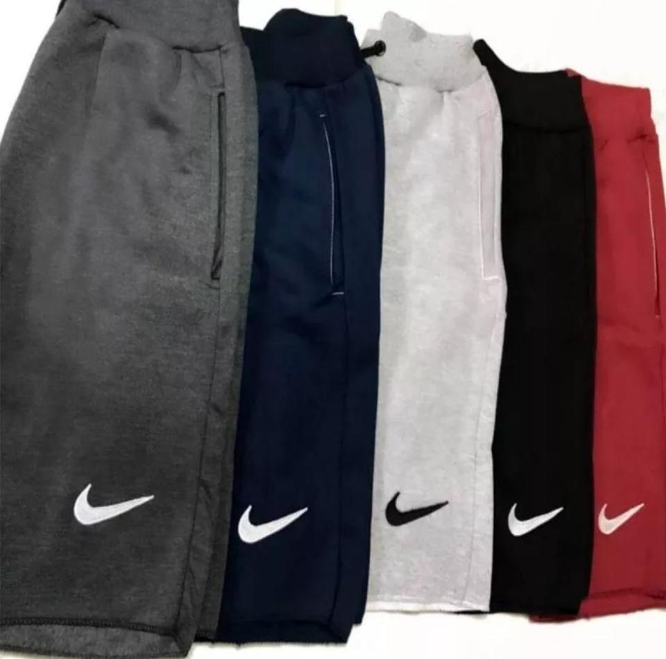 Bermuda Moletom Masculina Nike