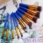 Kit com 10 pincéis - Inspirados nos da Sigma - Preço arrasador R$: 29,90 Aproveite!