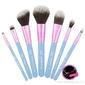 Kit 12 Pincéis - Mrs. Bunny   Sigma - Azul & Rosa *A Pronta entrega