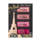 Kit com 4  Gloss - Too Faced Melted - French Kisses