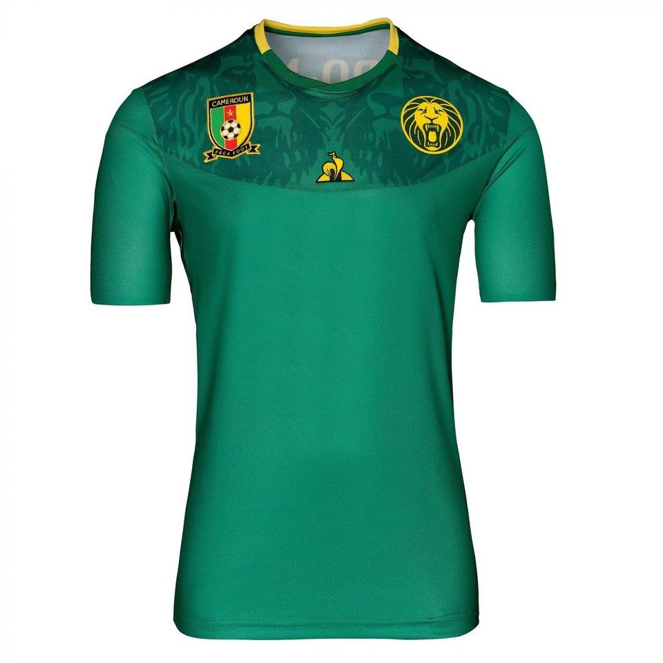 Camisa da Seleção de Camarões - Home - 2019 - Personalização e Frete Grátis