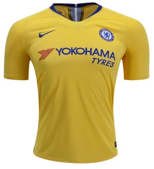 Camisa do Chelsea - Away - 2018 / 2019 - Personalização e Frete Grátis