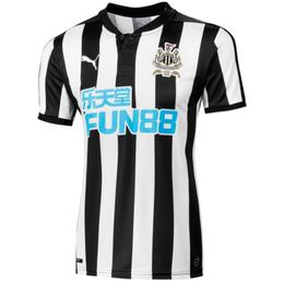 88499dbb77 Camisa do Newcastle United da Inglaterra - Home - 2017   2018 -  Personalização e Frete Grátis