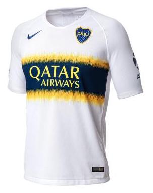 Camisa do Boca Juniors - Away - 2018 / 2019 - Personalização e Frete Grátis