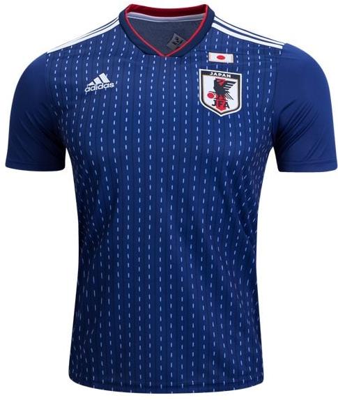 Camisa do Japão - Home - 2018 - Personalização e Frete Grátis