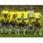 Camisa Retrô da Seleção do Brasil modelo 2002 - Frete Grátis