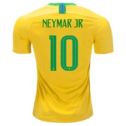 aa4280ece7 Camisa da Seleção Brasileira - Brasil - Home - 2018 Nar  10 Copa do Mundo - Frete  Grátis
