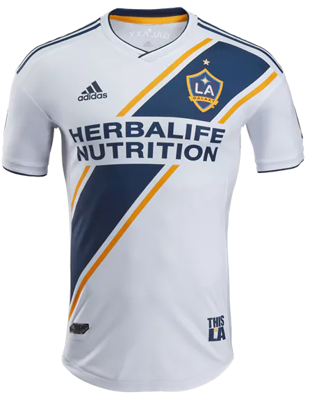 Camisa dos Los Angeles Galaxy - Home - 2018 - Personalização e Frete Grátis