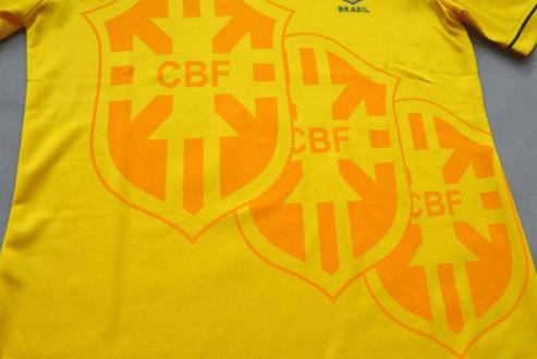 32f7d09647563 Camisa Retrô da Seleção do Brasil 1994 - Home - Final Copa do Mundo - Frete  Grátis