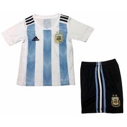 721b6f10f0 Uniforme Infantil da Seleção Argentina 2018 - Home - Oficial