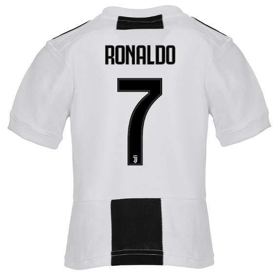 Uniforme Infantil da Juventus Oficial - RONALDO 7 - Frete Grátis - 2018   2019  Uniforme Infantil da Juventus Oficial - RONALDO 7 - Frete Grátis - 2018    ... c46c2c1057e1b