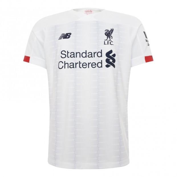 Camisa do Liverpool da Inglaterra - Away - 2019 / 2020 - Personalização e Frete Grátis