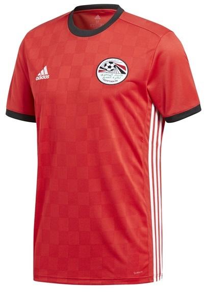 Camisa da Seleção do Egito - Home - 2018 - Personalização e Frete Grátis