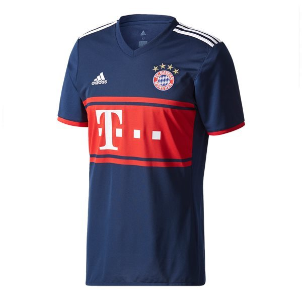 Camisa do Bayern de Munique - Away - 2017 / 2018 - Personalização e Frete Grátis