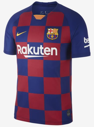 Camisa do Barcelona Home - 2019 / 2020 - Personalização e Frete Grátis