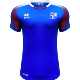 cee7ce66b3 Camisa da Islândia - Home - 2018 - Copa do Mundo - Personalização e Frete  Grátis