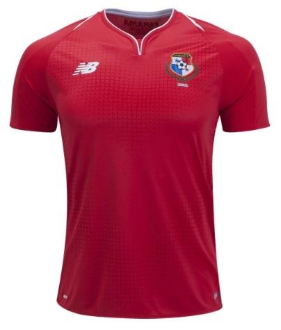 Camisa da Seleção do Panamá Home - 2018 - Personalização e Frete Grátis