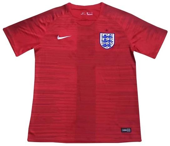 Camisa da Inglaterra - Away - 2018 - Personalização e Frete Grátis