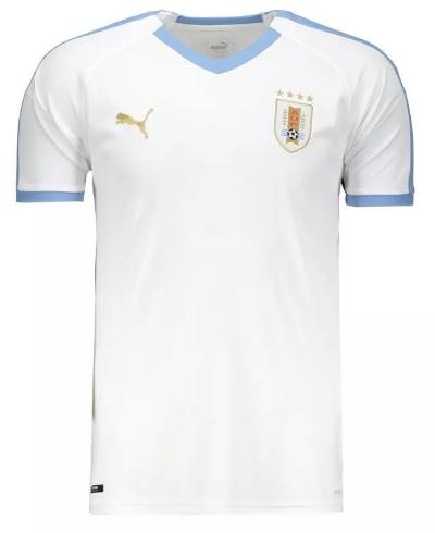Camisa do Uruguai - Away - 2019/2020 - Personalização e Frete Grátis
