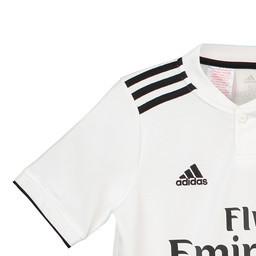 4b35282af ... Uniforme Infantil do Real Madrid Oficial Home 2018   2019  Personalização e Frete Grátis ...