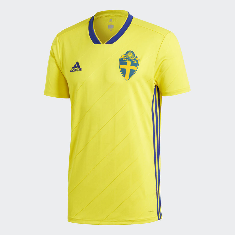 Camisa da Suécia 2018 - Home - Personalização e Frete Grátis