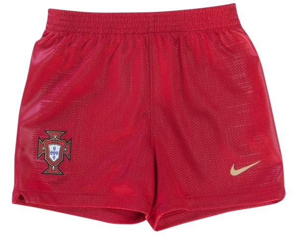 8f1060ea5b Uniforme Infantil da Seleção de Portugal - Home - 2018 - Copa do Mundo da  Rússia - Oficial