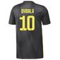 Camisa da Juventus da Itália - Third - Preta - 2018 / 2019 - Personalização e Frete Grátis