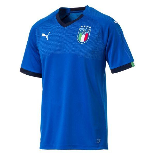 Pré-Venda Camisa da Itália - Home - 2018 - Personalização e Frete Grátis