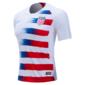 Camisa da Seleção dos Estados Unidos Home 2018 - Personalização e Frete Grátis