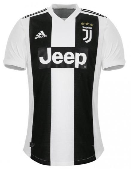 Camisa da Juventus  Home - 2018 / 2019 - Personalização e Frete Grátis