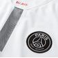 Camisa do PSG (Paris Saint Germain) Third Branca - Jordan Collection - 2018 / 2019 - Personalização e Frete Grátis