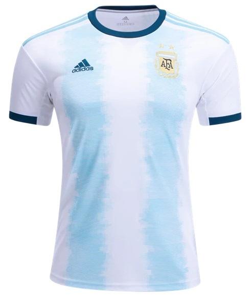 Camisa da Argentina - Home - 2019 - Personalização e Frete Grátis