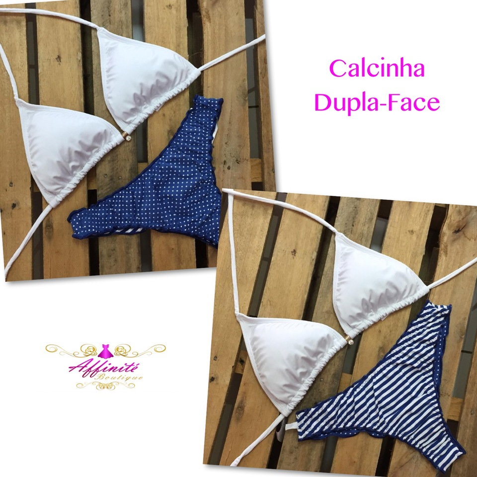734b04726 Calcinha Dupla-Face 19.B.880 - Affinité Boutique