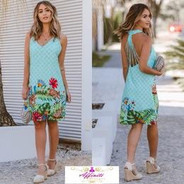 2e80e4eea Vestido Camila Detalhe Manga Longa - Viscolycra - Affinité Boutique