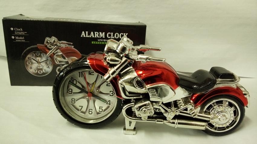 ed19fc05259 Relogio Moto com Alarme - Kicoisas