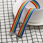 CHOKER LGBT - RAINBOW