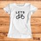 Let's go biker! - Feminino