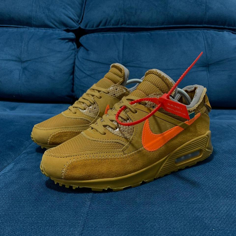 Nike Air Max 90 Off White Bege