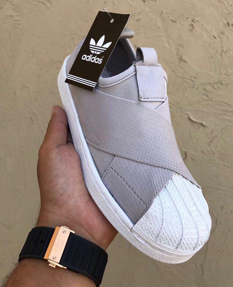 6b5c7eaec630b Adidas Superstar Slip On Pronta Entrega Lançamento - Mozarts Fitch ...
