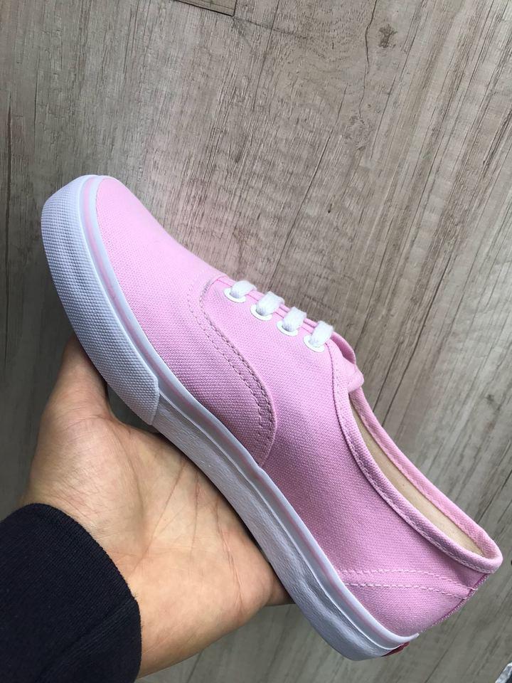 d81dc782a5 Vans authentic rosa claro Vans authentic rosa claro ...