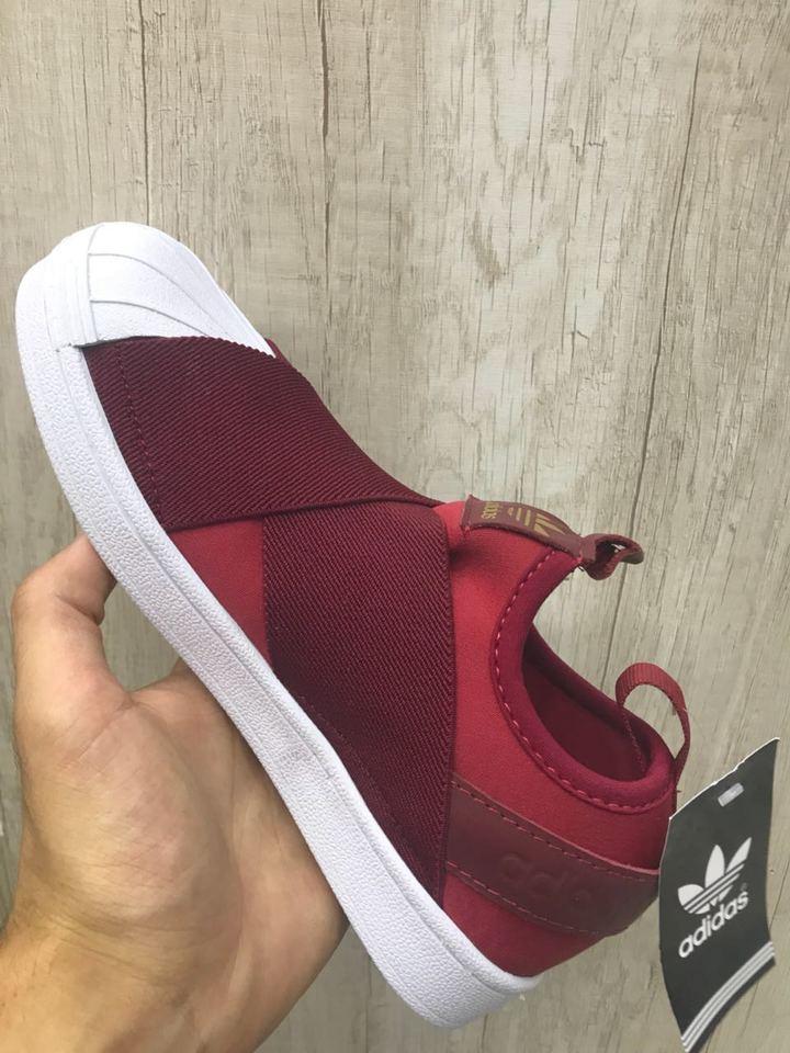 new product cae97 2ebdc Adidas Superstar Slip On Pronta Entrega Lançamento ...