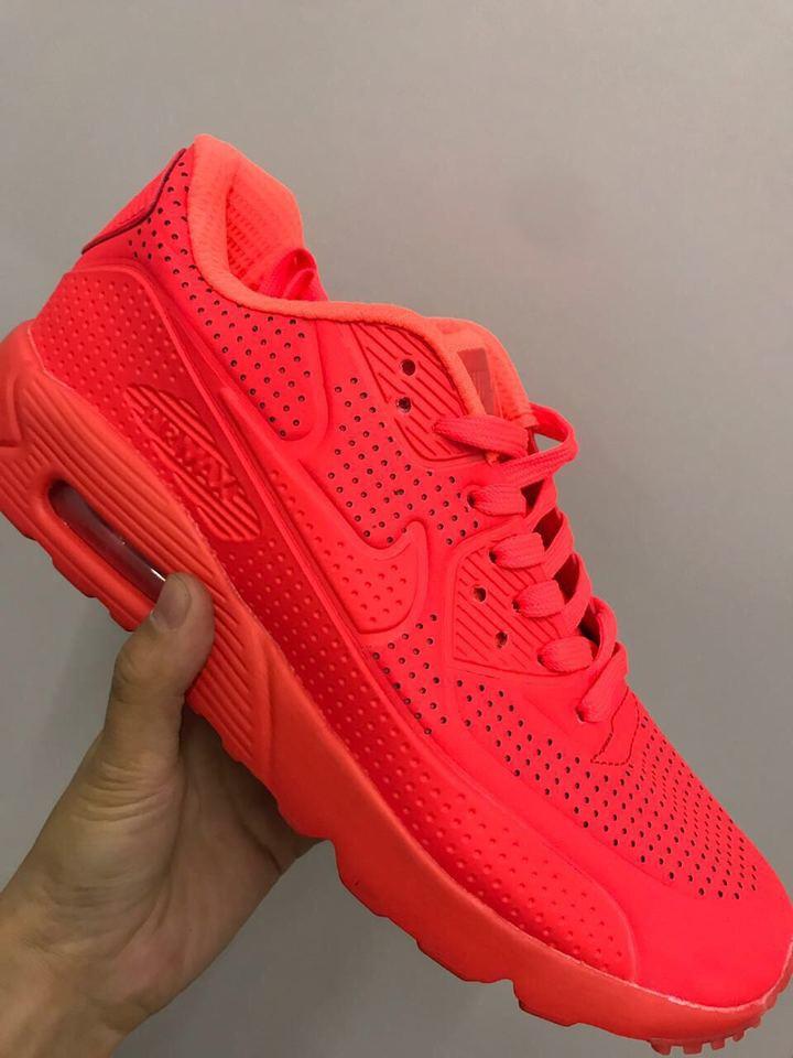 1724275e77d Nike Air Max Novo Lançamento All Red   Vermelho - Mozarts Fitch Outlet